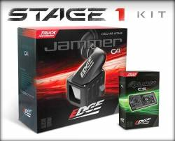2006-2007 GM 6.6L LLY/LBZ Duramax - Performance Bundles - Edge Products - CHEVY/GMC 2006-2007 6.6L STAGE 1 PERFORMANCE KIT (DIESEL EVOLUTION CS2/JAMMER CAI) - 29002-D