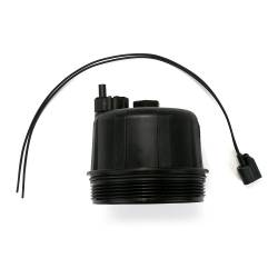 Fuel System & Components - Fuel Supply Parts - Alliant Power - Alliant Power RK58010 Replacement Plastic Bowl with Drain and WIF Sensor (Racor) - VAN APPLICATIONS