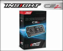 2011–2016 Ford 6.7L Powerstroke Parts - Ford 6.7L Programmers & Tuners - Edge Products - Edge Products Insight CS2 Monitor 84030