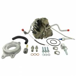 Fuel Injection & Parts - Injection Pumps - Industrial Injection - Industrial Injection Duramax CP4 To CP3 Conversion Kit With CP3 Pump 2011 - 2016 LML