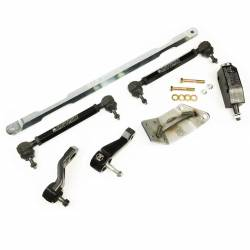 2006–2007 GM 6.6L LLY/LBZ Duramax Performance Parts - 6.6L LLY/LBZ Steering And Suspension Parts - KRYPTONITE PRODUCTS - Kryptonite Ultimate Front End Package w/ Death Grip Pitman 2001-2010 Chevy GMC 1500 2500 3500