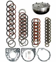 Transmission & Transfer Case - Automatic Transmission Parts - PPE Diesel - Stage 5 Transmission Upgrade Kit Includes 128010300 Torq Conv GM Allison 1000 And 2000 Series 06-10 6 Speed PPE Diesel