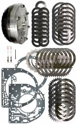 Transmission & Transfer Case - Automatic Transmission Parts - PPE Diesel - Stage 4R Trans Upgrade Kit 04.5-05 W/ X Tc PPE Diesel