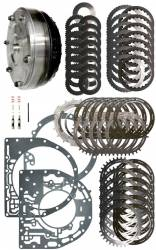 Transmission & Transfer Case - Automatic Transmission Parts - PPE Diesel - Stage 4R Trans Upgrade Kit 01-04 W/ X Tc PPE Diesel