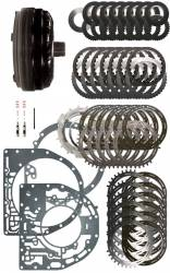 Transmission & Transfer Case - Automatic Transmission Parts - PPE Diesel - Stage 4R Trans Upgrade Kit 06-10 W/ C Tc PPE Diesel