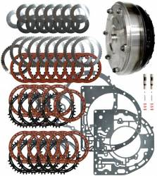 Transmission & Transfer Case - Automatic Transmission Parts - PPE Diesel - Stage 4 Clutch Upgrade Kit W/C-Torq Converter 01-04 PPE Diesel