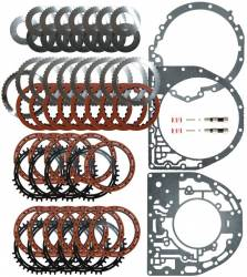 Transmission & Transfer Case - Automatic Transmission Parts - PPE Diesel - Stage 4 Clutch Upgrade Kit No-Torq Converter 01-04 PPE Diesel