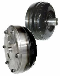 Transmission - Automatic Transmission Parts - PPE Diesel - BCBS Triple Disc Converter GM Allison 1000 and 2000 Series Black 1800-2100 PPE Diesel