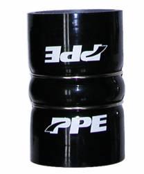 2011–2016 GM 6.6L LML Duramax Performance Parts - 6.6L LMLAir Intakes & Accessories - PPE Diesel - Silicone Hose 1 04.5-2016 LLY-LML Black PPE Diesel