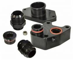 2007.5-2010 GM 6.6L LMM Duramax - Engine Parts - PPE Diesel - Internal Oil Cooler Delete Kit GM Duramax 01-10 PPE Diesel
