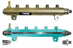 Fuel System & Components - Fuel Injection & Parts - PPE Diesel - Fuel Rail High Performance GM 6.6L 04.5-05 Passenger Side PPE Diesel