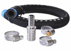Fuel System & Components - Fuel Supply Parts - PPE Diesel - Cp3 Pump Fuel Feed Line Kit 1/2 Inch Without Fitting GM 01-10 PPE Diesel