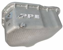 Engine Parts - Parts & Accessories - PPE Diesel - Deep Engine Oil Pan Raw 11-16 18 Hole PPE Diesel