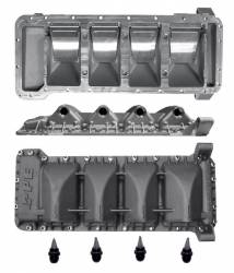 2004.5-2005 GM 6.6L LLY Duramax - Engine Parts - PPE Diesel - Dry Sump Pan GM 6.6L Duramax PPE Diesel