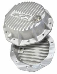 Axles & Components - Differential Covers - PPE Diesel - Heavy Duty Deep Aluminum Rear Differential Cover GM 1500 Raw PPE Diesel