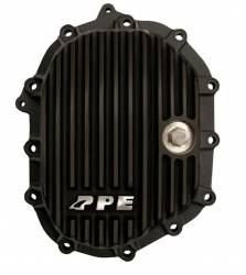 2017-2019 GM 6.6L L5P Duramax - Steering And Suspension - PPE Diesel - Front Differential Cover GM 2011+ Black PPE Diesel