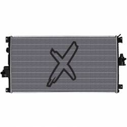 2011–2016 Ford 6.7L Powerstroke Performance Parts - Cooling System - XDP Xtreme Diesel Performance - Replacement Secondary Radiator 11-16 Ford 6.7L Powerstroke Secondary Radiator Direct-Fit X-TRA Cool XD299