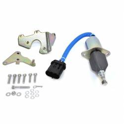 Fuel System & Components for 2nd Gen Dodge Ram 12V - Fuel Injection & Parts for 2nd Gen Dodge Ram 12V - XDP Xtreme Diesel Performance - P7100 Shutoff Solenoid XD330