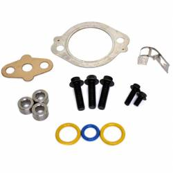 2003-2007 Ford 6.0L Powerstroke - Turbo Chargers & Components - XDP Xtreme Diesel Performance - Turbo Bolt & O-Ring Kit With Up-Pipe Gasket 2003-2007 Ford 6.0L Powerstroke XD329 XDP