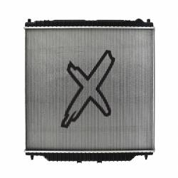 2003-2007 Ford 6.0L Powerstroke - Cooling System - XDP Xtreme Diesel Performance - Replacement Radiator 03-07 Ford 6.0L Powerstroke Direct-Fit X-TRA Cool XD298 XDP