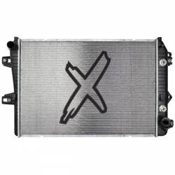 2007.5-2010 GM 6.6L LMM Duramax - Cooling System - XDP Xtreme Diesel Performance - Replacement Radiator Direct-Fit 2006-2010 GM 6.6L Duramax X-TRA Cool XD297 XDP