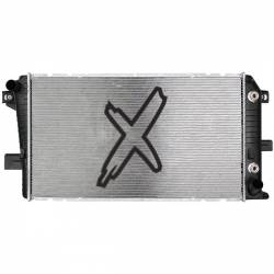 2001-2004 GM 6.6L LB7 Duramax - Cooling System - XDP Xtreme Diesel Performance - Replacement Radiator Direct Fit 01-05 GM 6.6L Duramax X-TRA Cool XD295 XDP
