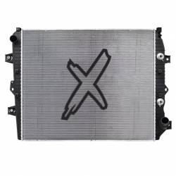 2011–2016 GM 6.6L LML Duramax Performance Parts - Cooling System - XDP Xtreme Diesel Performance - Replacement Radiator Direct-Fit 11-16 GM 6.6L Duramax LML XD292 X-TRA Cool Direct-Fit XDP