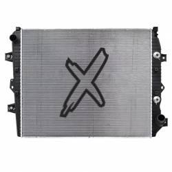 2011–2016 GM 6.6L LML Duramax Performance Parts - 6.6L LMLCooling System Parts - XDP Xtreme Diesel Performance - Replacement Radiator Direct-Fit 11-16 GM 6.6L Duramax LML XD292 X-TRA Cool Direct-Fit XDP