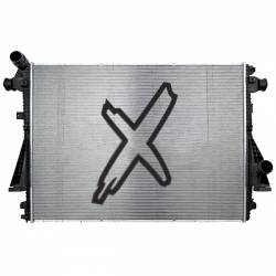 2011–2016 Ford 6.7L Powerstroke Performance Parts - Cooling System - XDP Xtreme Diesel Performance - Replacement Main Radiator 11-16 Ford 6.7L Powerstroke 1 Row XD291 X-Tra Cool XDP