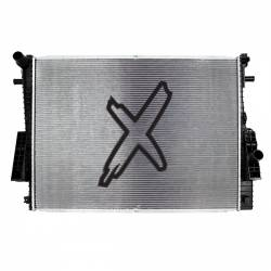 2011–2016 Ford 6.7L Powerstroke Performance Parts - Cooling System - XDP Xtreme Diesel Performance - Replacement Secondary Radiator 11-16 Ford 6.4L Powerstroke 2 Row X-TRA Cool Direct-Fit XD290 XDP
