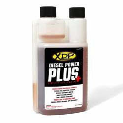 1998.5-2002 Dodge 5.9L 24V Cummins - Fuel System & Components - XDP Xtreme Diesel Performance - Diesel Power Plus Fuel Additive All Diesel Engines 16 Oz. Bottle Treats 500 Gallons XDDPP116 XDP