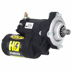 1994–1997 Ford 7.3L Performance Powerstroke Parts - Electrical Parts - XDP Xtreme Diesel Performance - Gear Reduction Starter 94-03 Ford 7.3L Wrinkle Black XD253 XDP