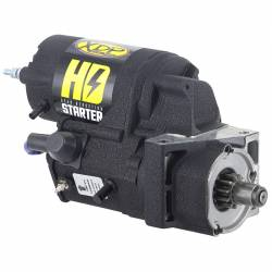 Electrical - Electrical Components - XDP Xtreme Diesel Performance - Gear Reduction Starter 82-00 GM 6.2L/6.5L Diesel Wrinkle Black XD250 XDP