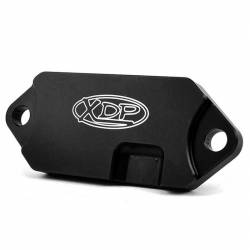 Cooling System - Cooling System Parts - XDP Xtreme Diesel Performance - Coolant Block-Off Plate XD344 Billet XDP