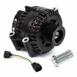 1994–1997 Ford 7.3L Performance Powerstroke Parts - Electrical Parts - XDP Xtreme Diesel Performance - Direct Replacement High Output 230 AMP Alternator 1994-2003 Ford 7.3L Powerstroke XD361 XDP