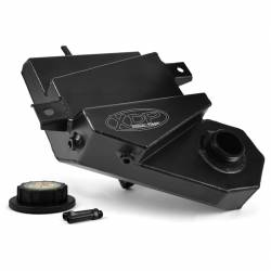 2003-2007 Ford 6.0L Powerstroke Parts - Cooling System for Ford Powerstroke 6.0L - XDP Xtreme Diesel Performance - Aluminum Coolant Recovery Tank Reservoir 03-07 Ford 6.0L XDP