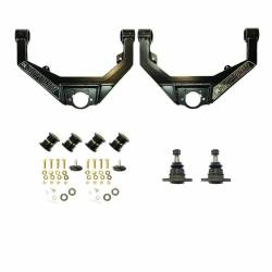 2006–2007 GM 6.6L LLY/LBZ Duramax Performance Parts - 6.6L LLY/LBZ Steering And Suspension Parts - KRYPTONITE PRODUCTS - Kryptonite Upper Control Arm Kit 2001-2010 Chevy GMC 2500 3500 H2