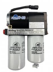 Fuel System & Components - Fuel Supply Parts - PureFlow AirDog - AirDog II-4G,  DF-165-4G 2005 to 2018 Dodge Ram Cummins