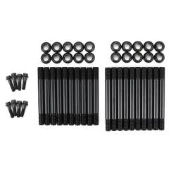 TrackTech Fasteners - TrackTech Main Stud Kit for 03-10 6.0L Powerstroke