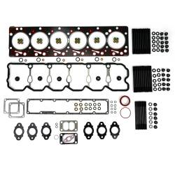 TrackTech Fasteners - TrackTech Complete Top End Cylinder Head Gasket / Studs Service Kit for 98.5-02 5.9L Cummins 24V