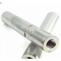 - Fleece Performance - Tie Rod Reinforcement Sleeves For 1999-2010 GM 2500-3500HD Pickups Fleece Performance