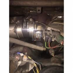 - Fleece Performance - LB7 Duramax Intake Air Heater Delete Plug Fleece Performance