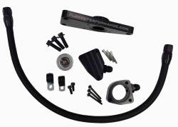 - Fleece Performance - Cummins Coolant Bypass Kit 2003-2007 Manual Transmission Fleece Performance
