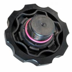 - Fleece Performance - Cummins Billet Oil Cap Cover Blue Fleece Performance