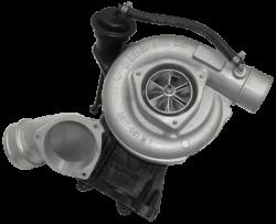 6.6L LB7Turbochargers & Components - Turbochargers - Fleece Performance - 63mm Billet LB7 Cheetah Turbocharger Fleece Performance