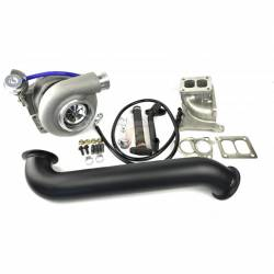 2006–2007 GM 6.6L LLY/LBZ Duramax Performance Parts - 6.6L LLY/LBZ Turbochargers & Components - Fleece Performance - 2004.5-2010 Duramax S362 FMW Turbo Kit Fleece Performance