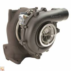 2004.5-2005 GM 6.6L LLY Duramax - Turbochargers & Components - Fleece Performance - 2004.5-2010 LLY, LBZ, LMM Duramax 63mm FMW Cheetah Turbocharger STREET Fleece Performance