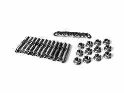 - Fleece Performance - Fleece Performance Exhaust Manifold Stud Kit - 4mm Allen Socket Head Fleece Performance