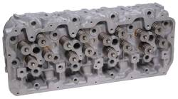 Engine Parts - Cylinder Head Parts And Kits - Fleece Performance - 2006-2010 Factory LBZ/LMM Duramax Cylinder Head (Driver Side) Fleece Performance
