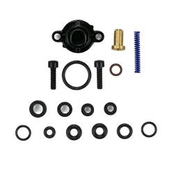 Ford 7.3L Fuel System & Components - Fuel Supply Parts - Norcal Diesel Performance Parts - Fuel Pressure Regulator Blue Spring Upgrade Kit 99.5-03 Ford 7.3L Powerstroke Diesel